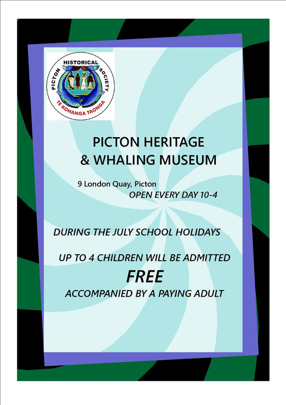 Picton Heritage & Whaling Museum - Richmond View School
